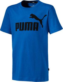 PUMA ESS Logo Tee gyerek póló kék