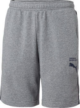 Puma Style Sweat férfi rövidnadrág Férfiak szürke