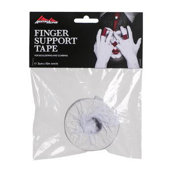 AustriAlpin Finger Support Tape ragtapasz fehér