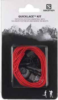 SALOMON Quick Lace Kit piros