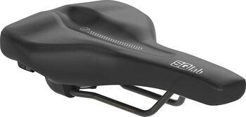 SQLAB Kerékpár nyereg fekete