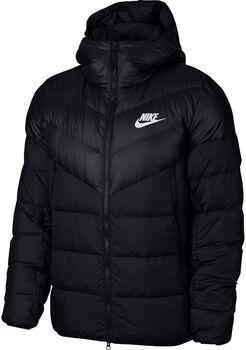 Nike Windrunner Down Fill férfi kabát Férfiak fekete