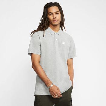 Nike Sportswear Matchup férfi galléros póló Férfiak szürke