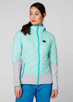 Helly Hansen W Lifaloft Hybrid Insulator női kabát Nők kék
