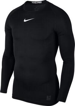 Nike  Np Top Ls Comp Férfiak fekete