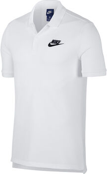 Nike Nsw Polo PQ Matchhu férfi póló Férfiak fehér