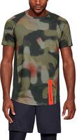 Under Armour MK1 SS Printed férfi póló