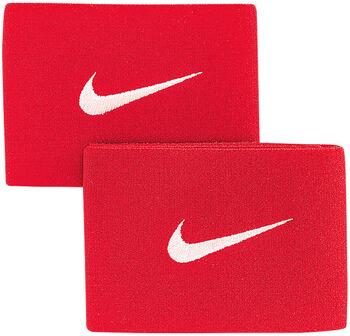 Nike Guard Stay II sípcsontvédő rögzítő piros