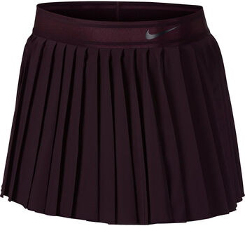 Nike Court Victory Tennis Skirt Nők piros