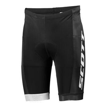 SCOTT RC Team++ Shorts férfi kerékpáros sort fekete