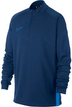 Nike Dri-FIT Academy Big Kids' Soccer Drill Top gyerek felső Fiú kék