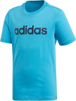 ADIDAS Y E LIN fiú póló kék