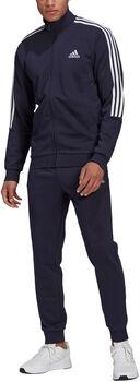 adidas 3S FT TT TS férfi melegítő Férfiak kék