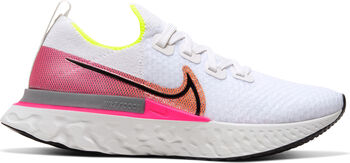 Nike W React Infinity Run Flyknit női futócipő Nők fehér