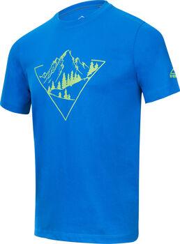 McKINLEY Mally férfi póló Férfiak kék