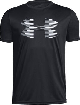 UNDER ARMOUR Tech Big Logo Fiú fekete