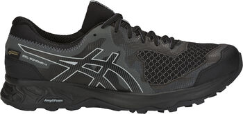 Asics Gel-Sonoma 4 G-TX férfi terepfutó cipő Férfiak fekete