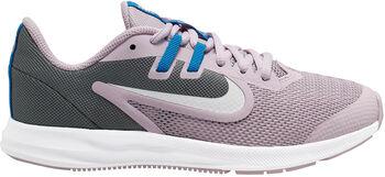 Nike Downshifter 9 (GS) gyerek futócipő lila