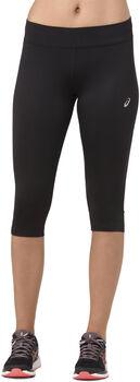 Asics Silver Knee Tight női 3/4-es futónadrág Nők fekete