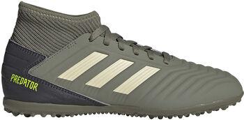 adidas Predator 19.3 TF J gyerek műfüves cipő zöld
