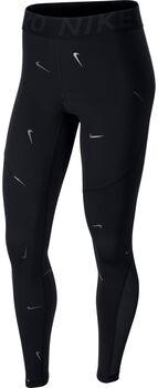 Nike  Np Aop Mtlc Swsh Nők fekete