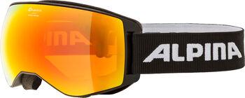 ALPINA Naator HM felnőtt síszemüveg fekete