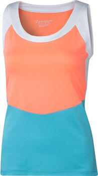 NAKAMURA Női-Kerékp.trikó Nők narancssárga