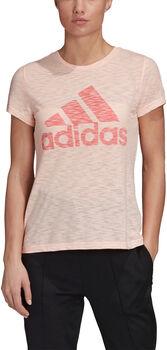 adidas W WINNERS TEE női póló Nők rózsaszín