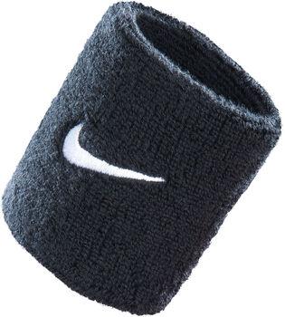 Nike Swoosh csuklópánt fekete