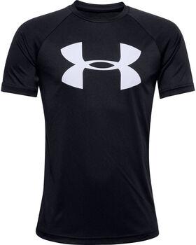 Under Armour  Fiú-T-shirtTech Big Logo SS fekete