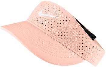Nike Court Advantage Visor női teniszsapka narancssárga