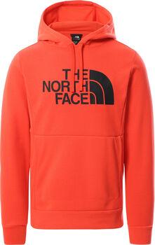 The North Face  Berard Mférfi pulóver Férfiak piros