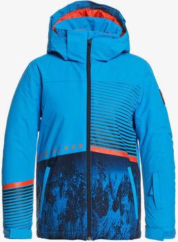 Quiksilver Silvertip gyerek snowboardkabát kék