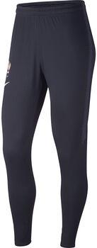 Nike Dri-FIT FFF Squad Soccer Pants Nők kék