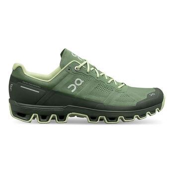 On Cloudventure férfi futócipő Férfiak zöld
