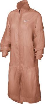 """Nike """"Swoosh"""" Lightweight Parka női kabát Nők rózsaszín"""