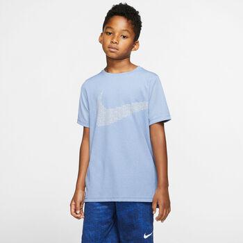 NIKE Fiú-T-shirt B NK kék
