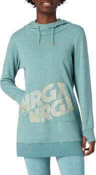 ENERGETICS Bora 2 női kapucnis ruha Nők zöld