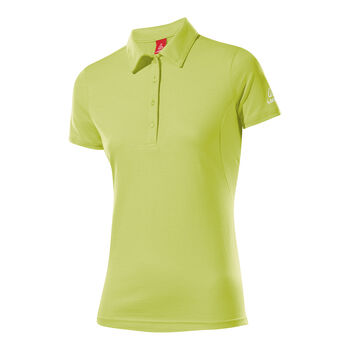 Löffler Da. Poloshirt Nők zöld
