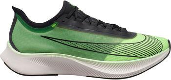 Nike Zoom Fly 3 férfi futócipő Férfiak zöld