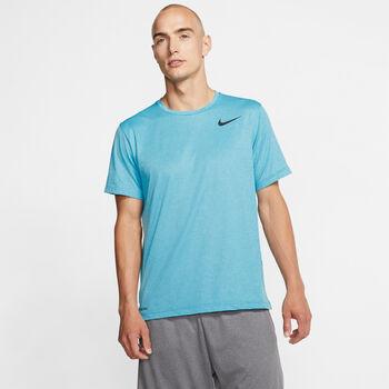 Nike Pro TOP férfi póló Férfiak kék