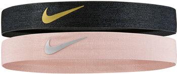Nike Shine Headband 2PK fejpánt fekete