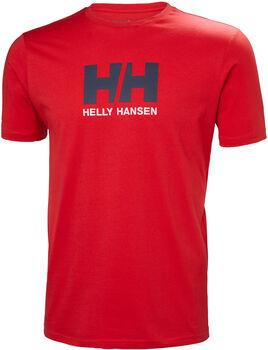 Helly Hansen HH Logo férfi póló Férfiak rózsaszín