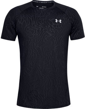 UNDER ARMOUR Ffi.-T-shirt Férfiak fekete
