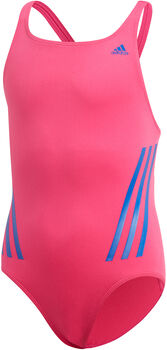 adidas PRO SUIT 3S Y lány úszóruha rózsaszín