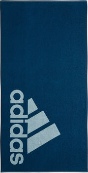 ADIDAS TOWEL L törölköző kék