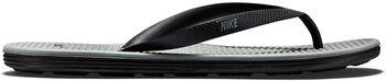 Nike Solarsoft Thong II férfi papucs Férfiak szürke