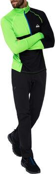 McKINLEY M-Tec Vyla férfi hosszúujjú felső Férfiak zöld