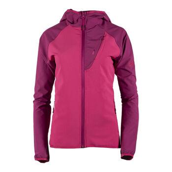GTS softshell kabát Nők rózsaszín