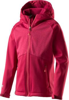 McKINLEY Billy II 5.8 lány softshell kabát rózsaszín